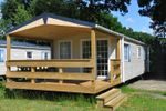 4-person mobile home/caravan Heide