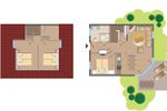 6-Personen Ferienhaus Premium Cottage BK404