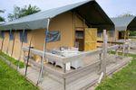 4-Personen Möbliertes Zelt Safaritent