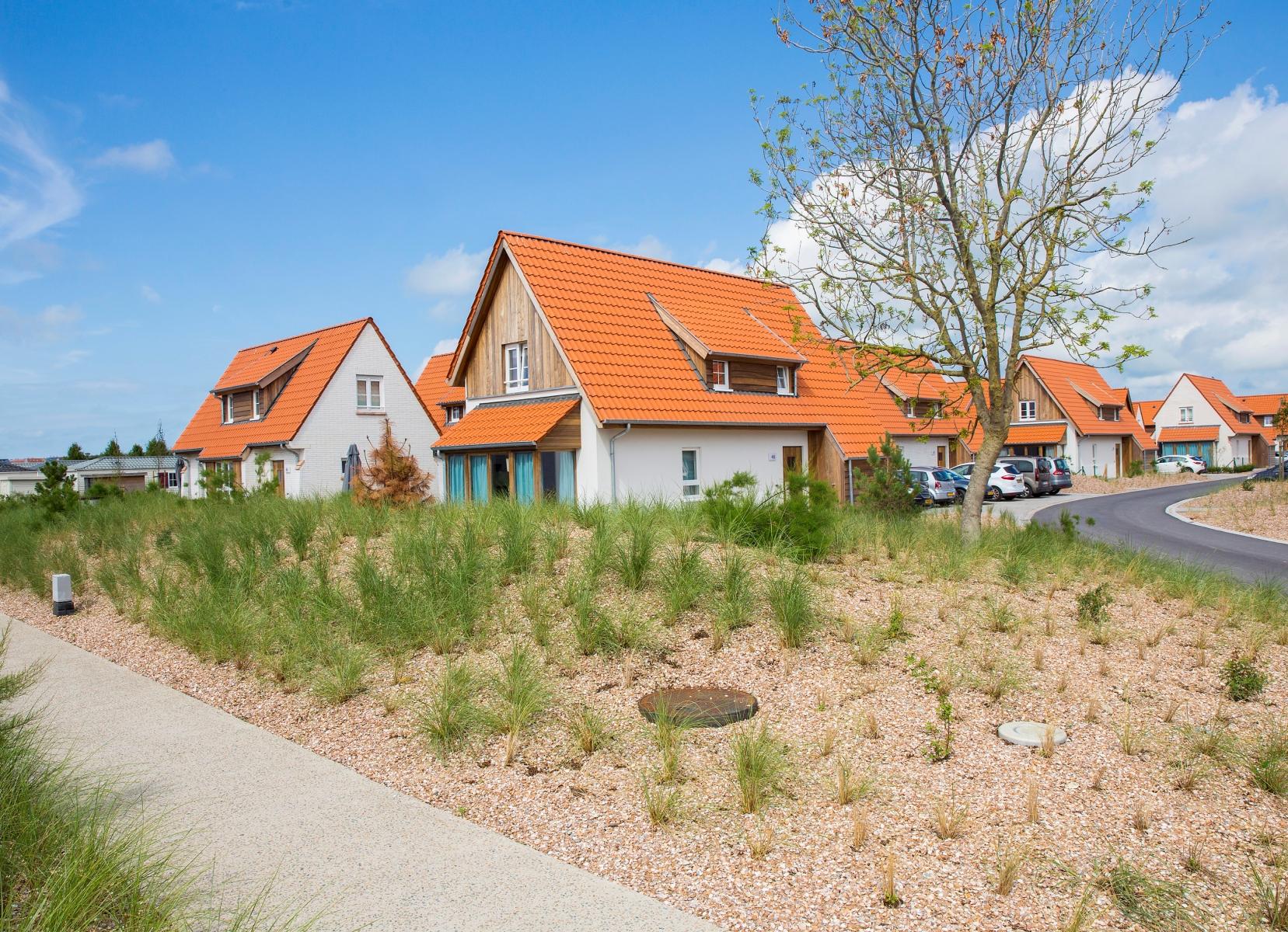 Top vakantiehuisje Belgische kust 🏕️Roompot Breeduyn Village