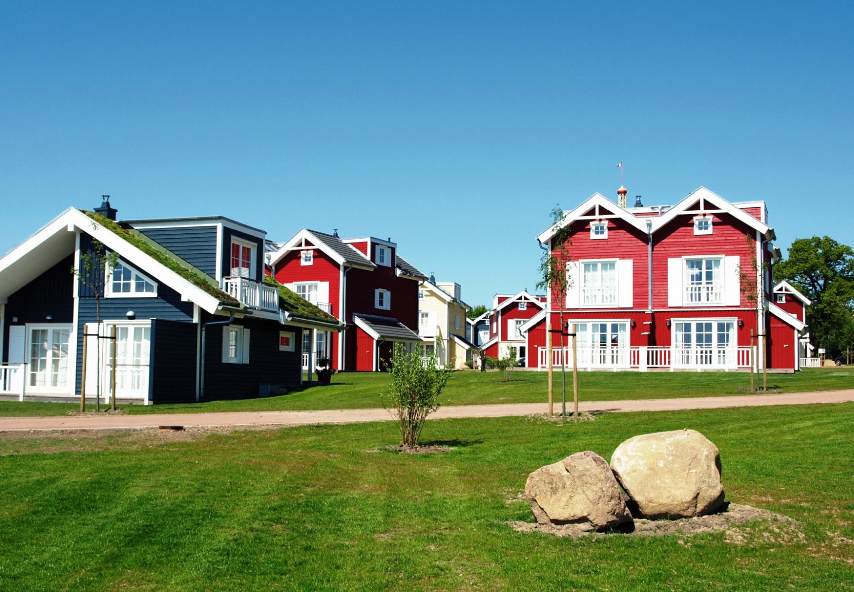 Korting bungalow Duitse oostzeekust 🏕️Hansapark Resort am Meer