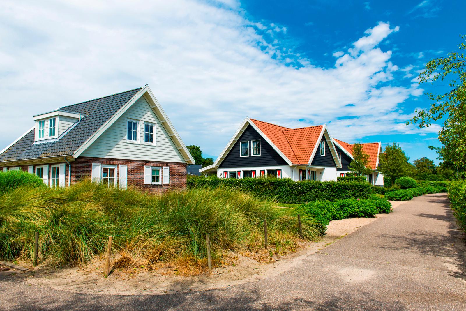 Korting bungalow Kust Nederland 🏕️Landal Duinpark 't Hof van Haamstede