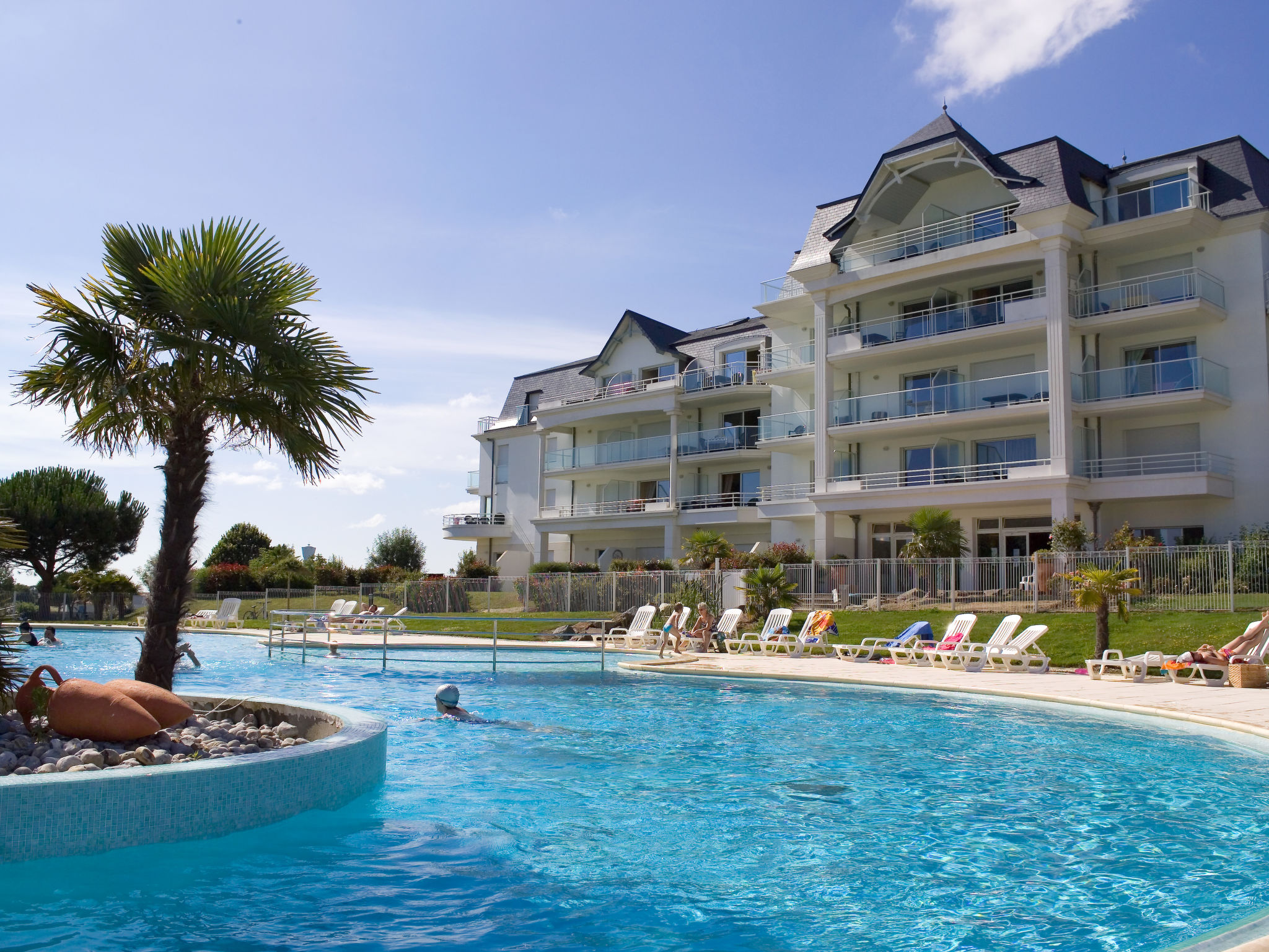 TIP vakantiepark Vendée 🏕️Vakantiehuis Le Domaine de Fontenelles