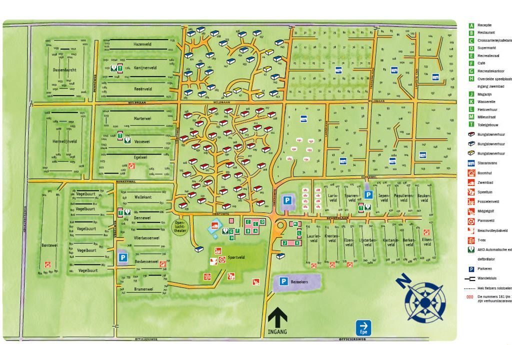 RCN Vakantiepark de Jagerstee