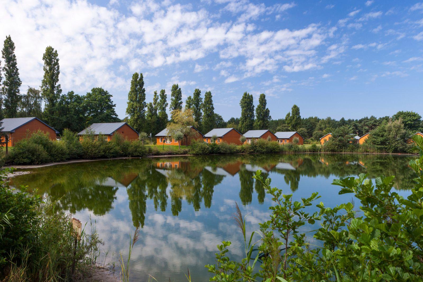Aanbieding bungalow Limburgse Kempen 🏕️Oostappen park Parelstrand