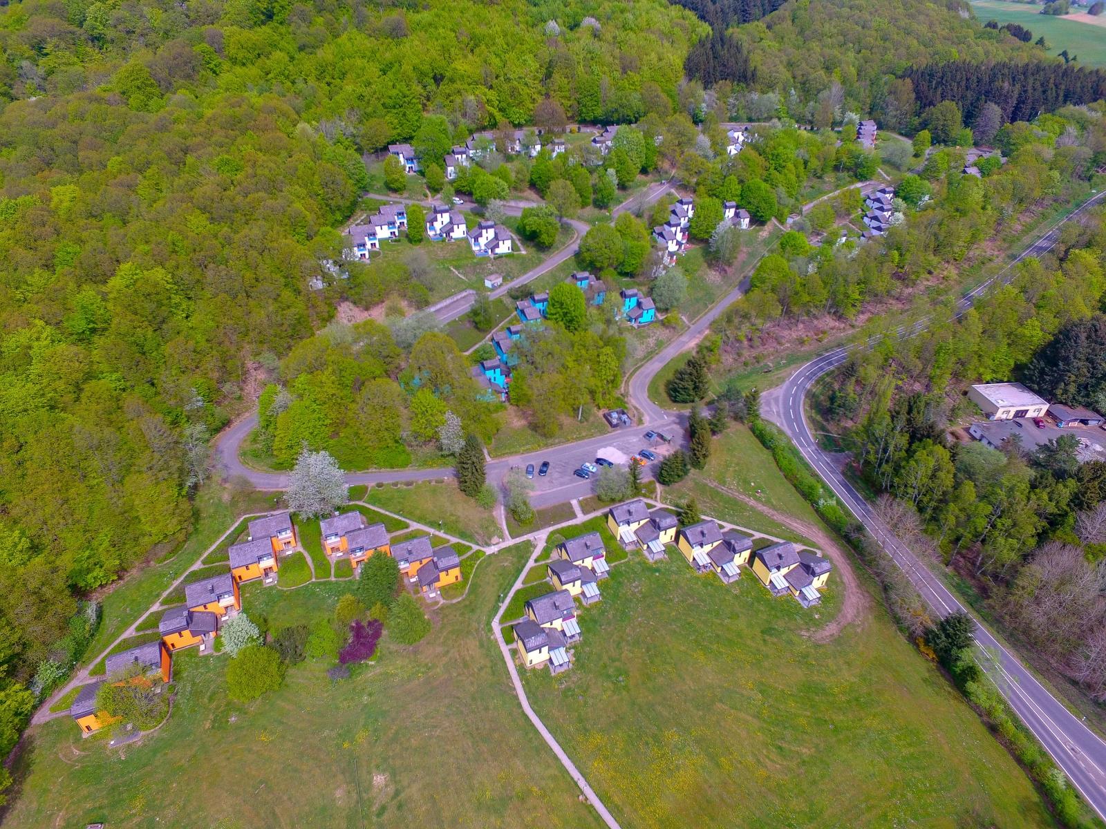 Deal vakantiehuisje Hunsrück 🏕️Hunsrück Ferienpark Hambachtal