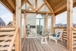 4-persoons vakantiehuis Beach Lodge New