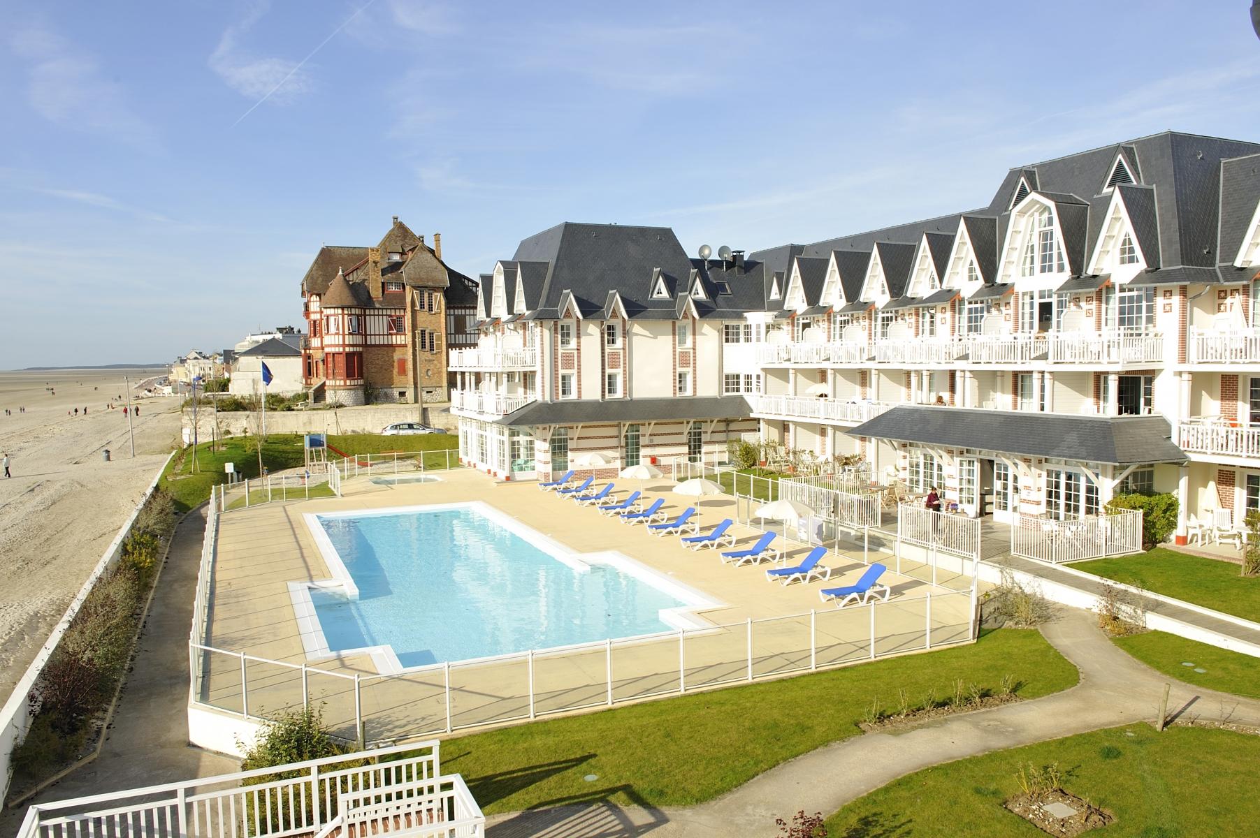 Korting vakantiepark Somme 🏕️Pierre & Vacances Premium Résidence de la Plage