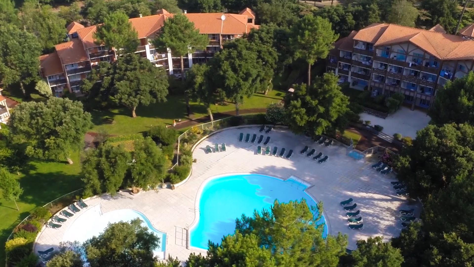 Vakantiedeal bungalow Kust Frankrijk 🏕️Pierre & Vacances Village Moliets