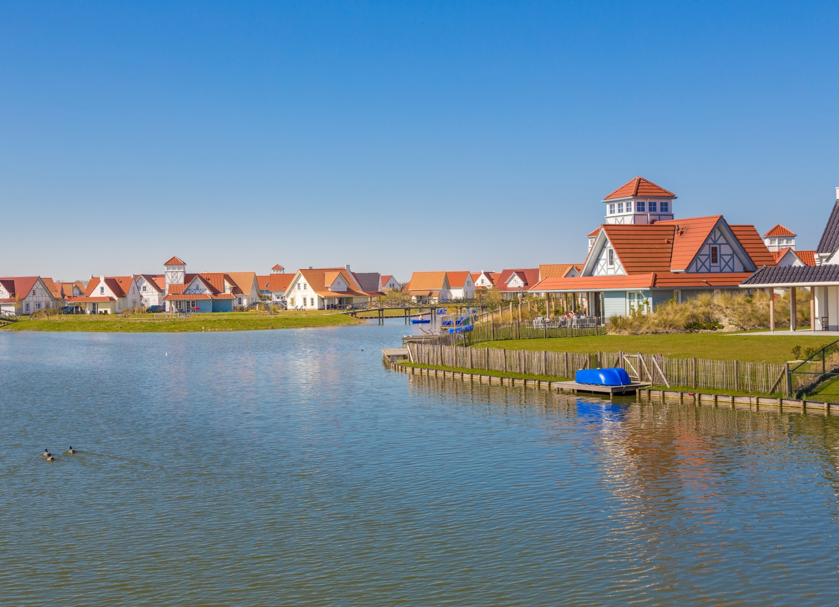 Super vakantiepark Kust Nederland 🏕️Roompot Noordzee Residence Cadzand-Bad