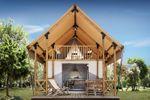 4-persoons tent Lodge de Montagne