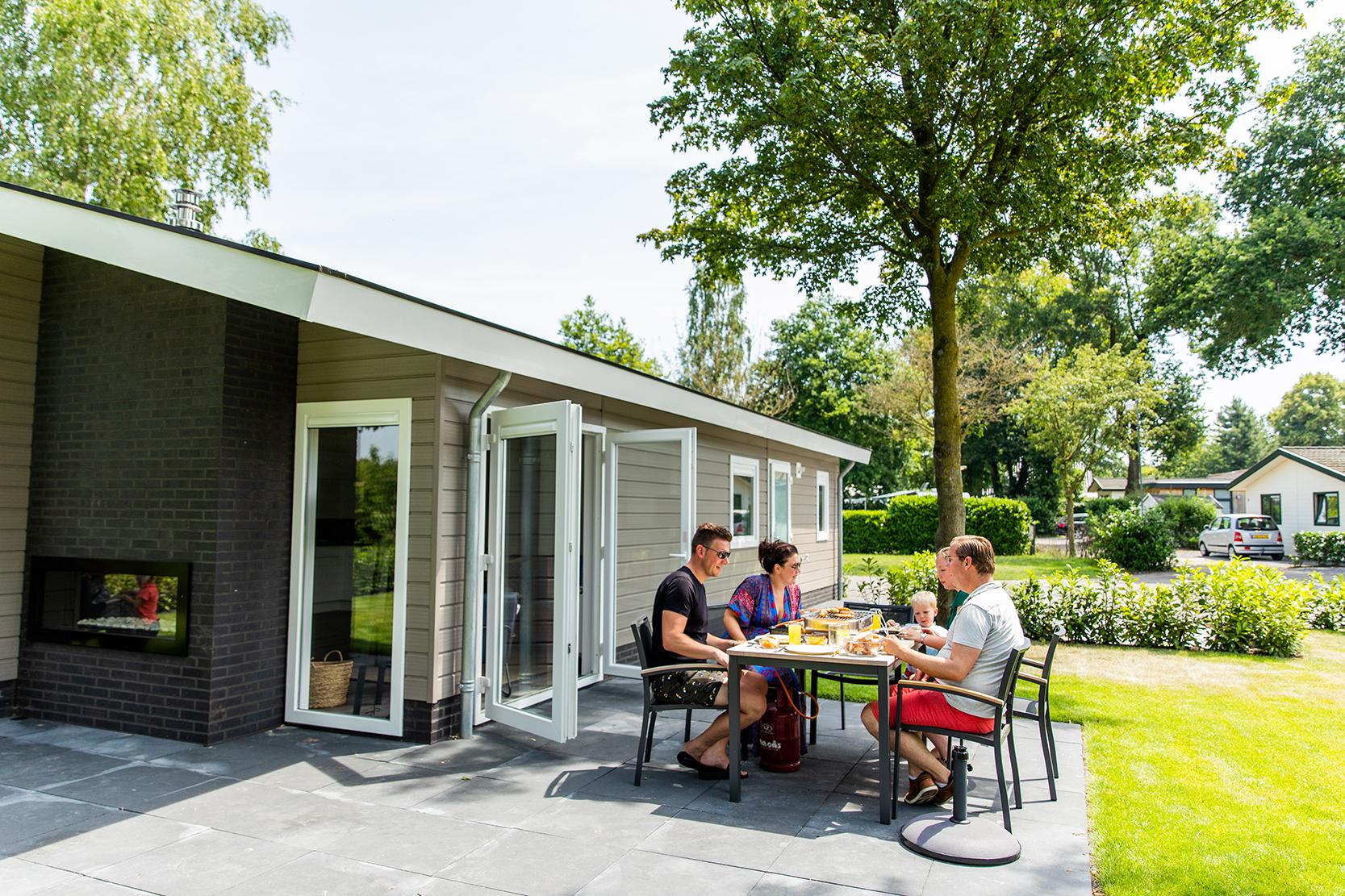 Aanbieding vakantiehuisje Loonse en Drunense Duinen 🏕️TopParken Résidence de Leuvert