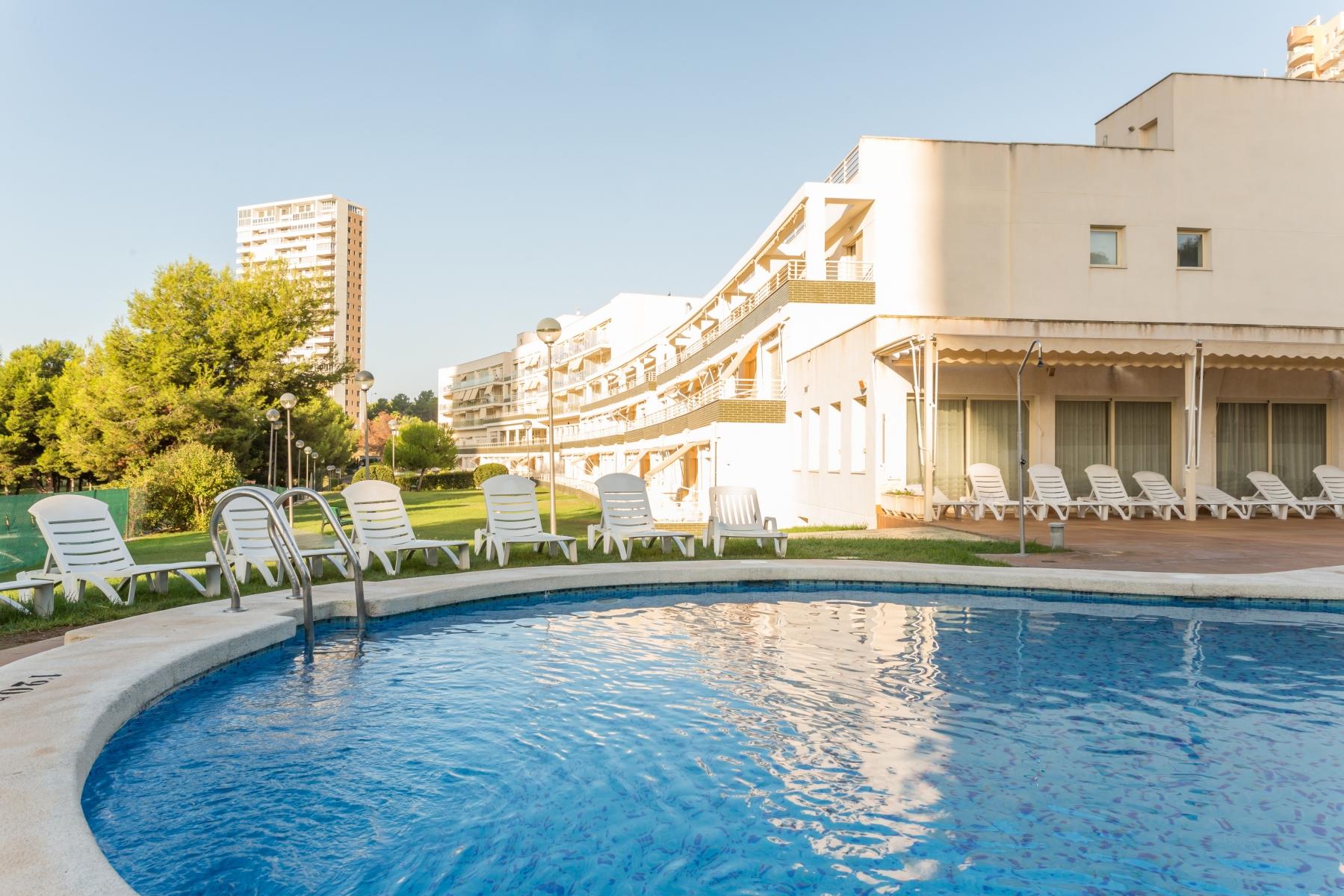 TIP bungalow Costa Blanca 🏕️Pierre & Vacances Résidence Benidorm Poniente