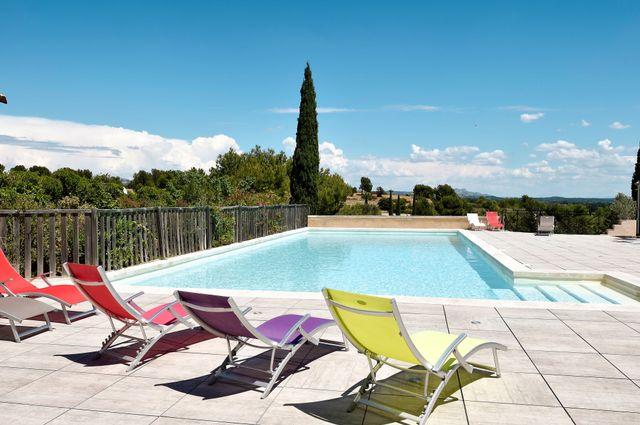 Vakantiecomplex Les Garrigues de la Vallée des Baux