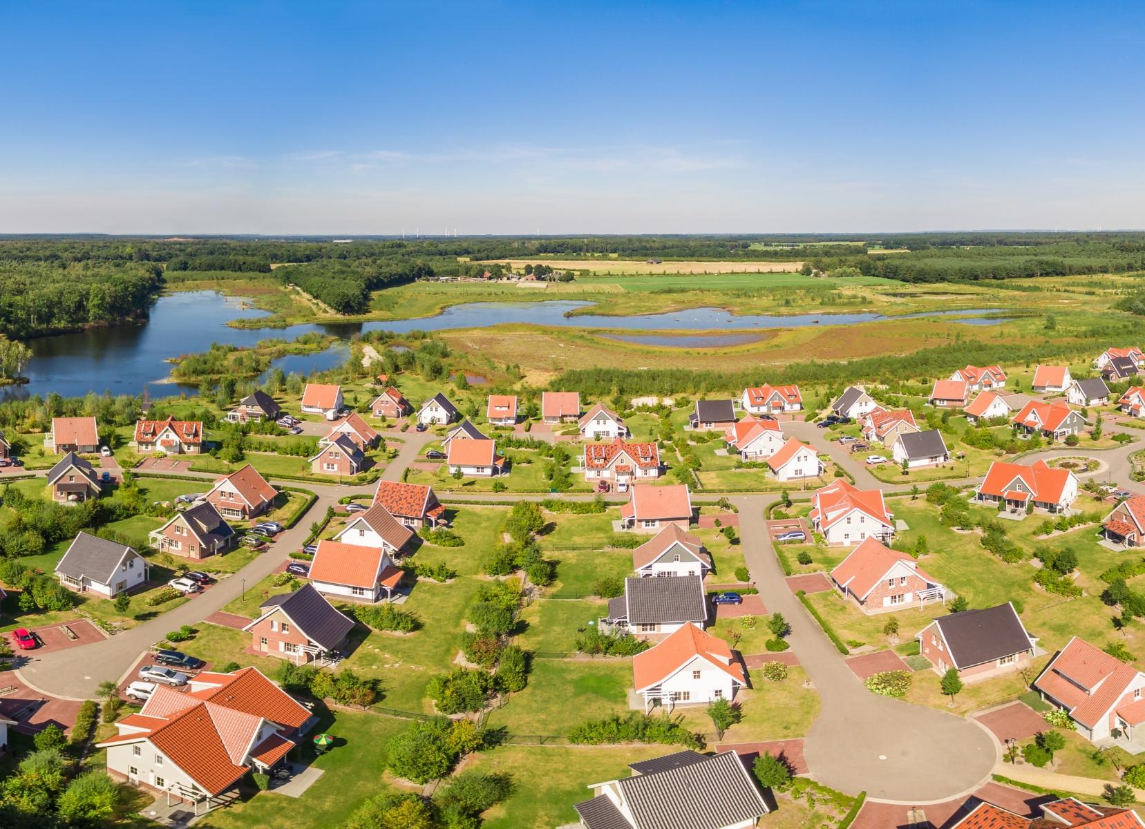 Aanbieding bungalow Noord Limburg 🏕️Roompot Residence Klein Vink