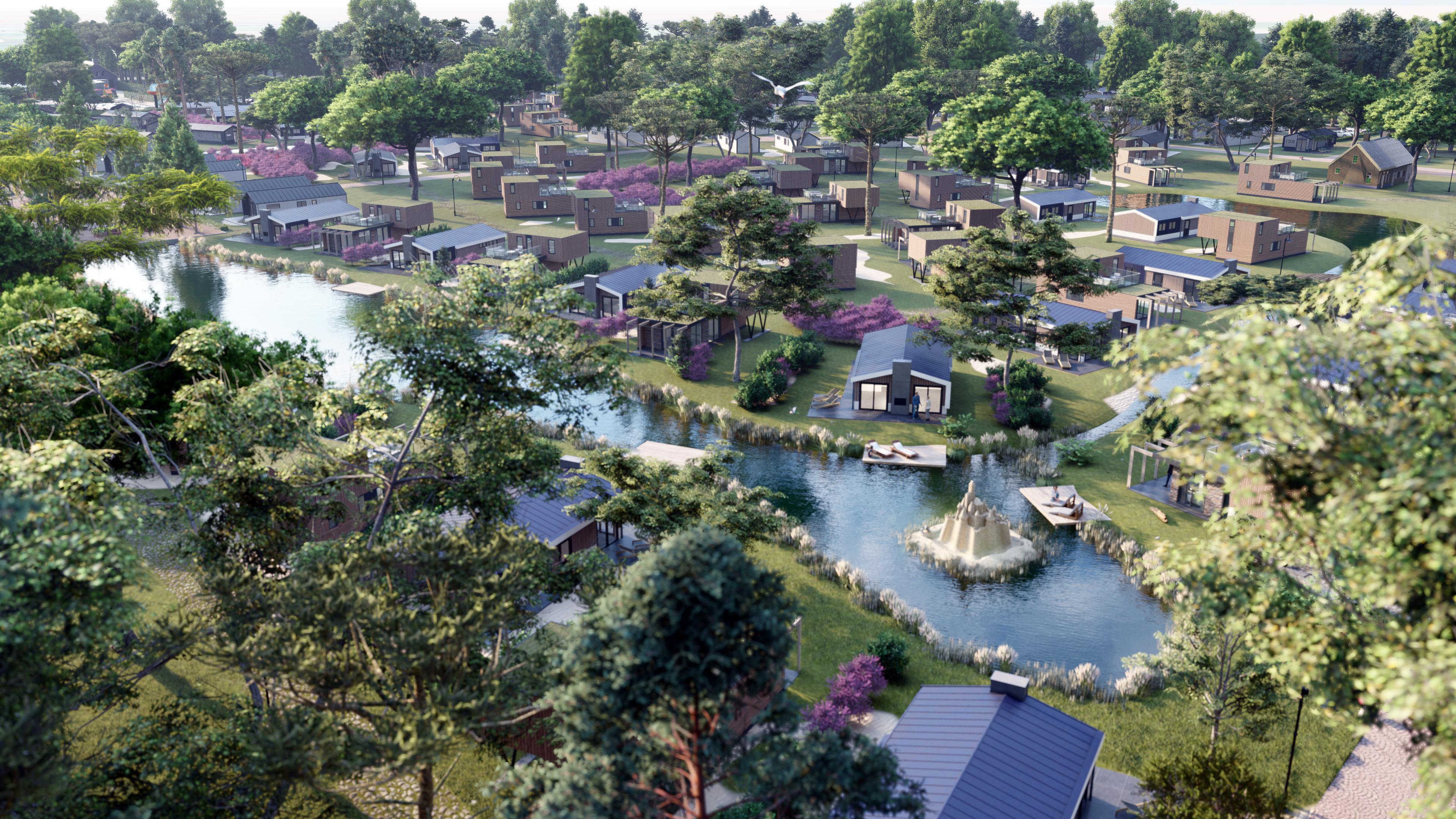 Aanbieding vakantiepark Midden-Brabant 🏕️EuroParcs Resort Kaatsheuvel