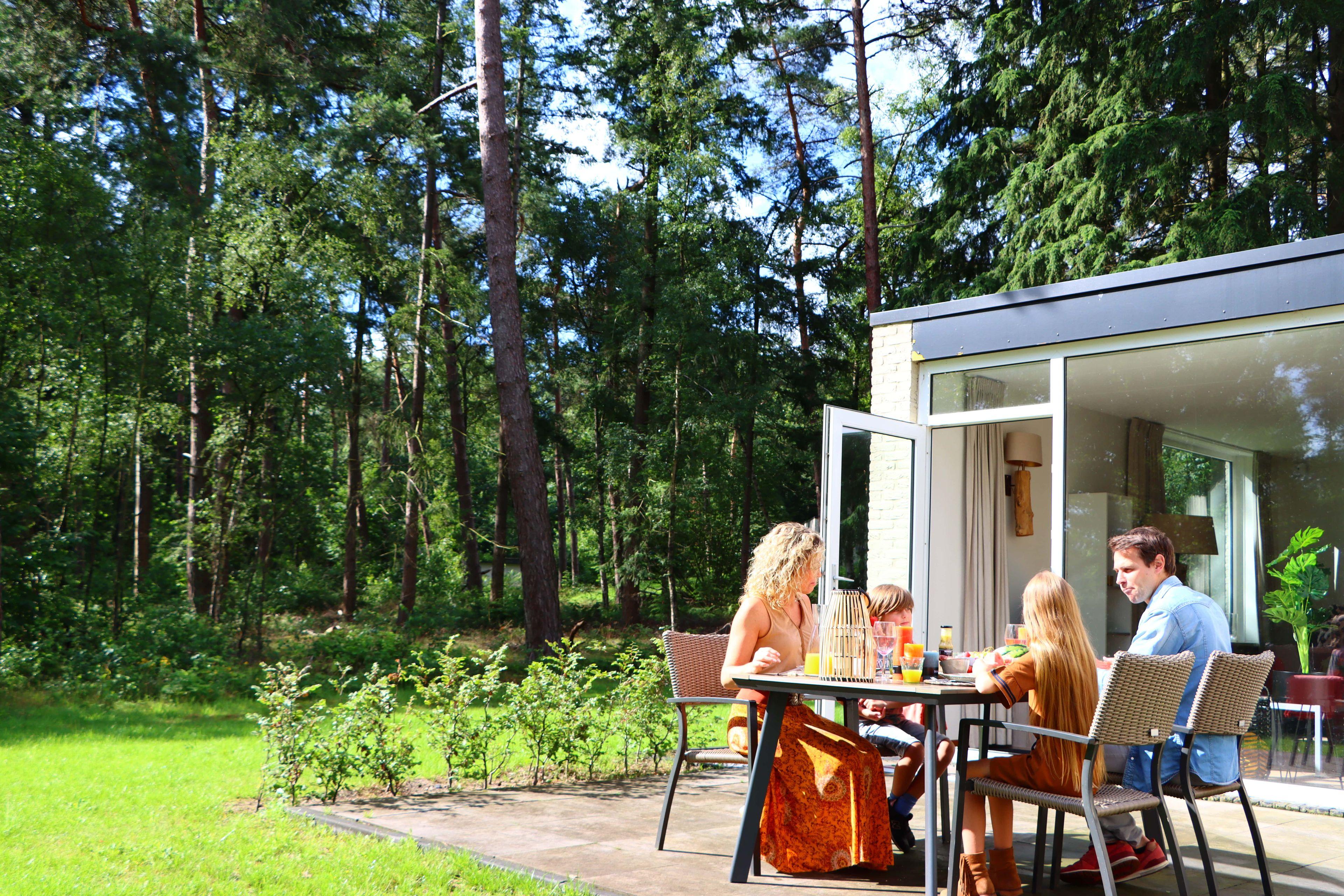 Vakantiedeal vakantiehuisje Vechtdal 🏕️Camping Ommerland