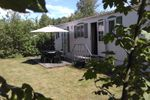 4-person mobile home/caravan Burstner