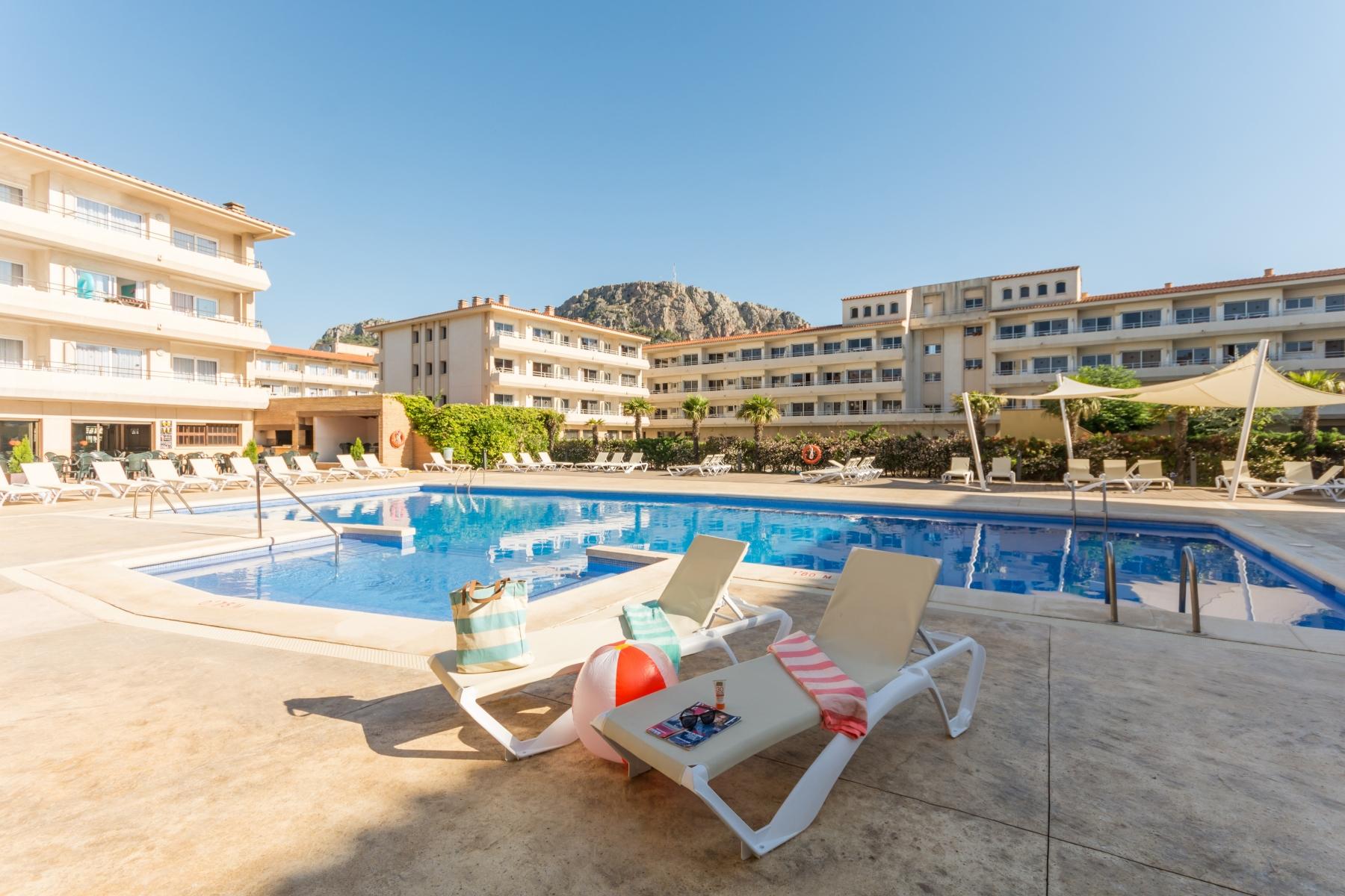 Vakantiedeal vakantiehuisje Girona 🏕️Pierre & Vacances Résidence Estartit Playa