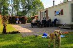 4-person mobile home/caravan Huisdier
