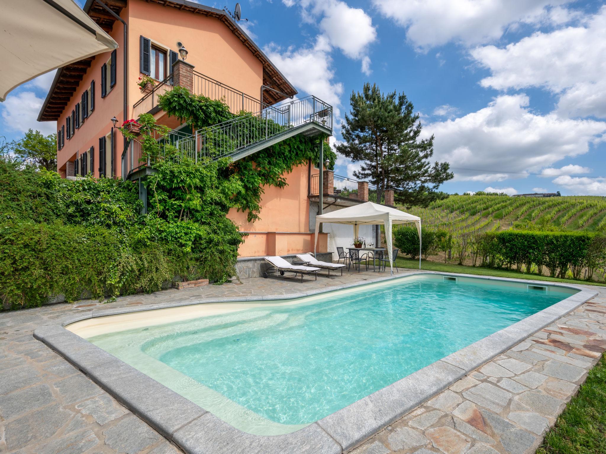 TIP vakantiehuisje Asti 🏕️Cascina Galarin