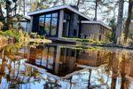 6-persoons vakantiehuis Heidehoeve XL aan een vijverpartij