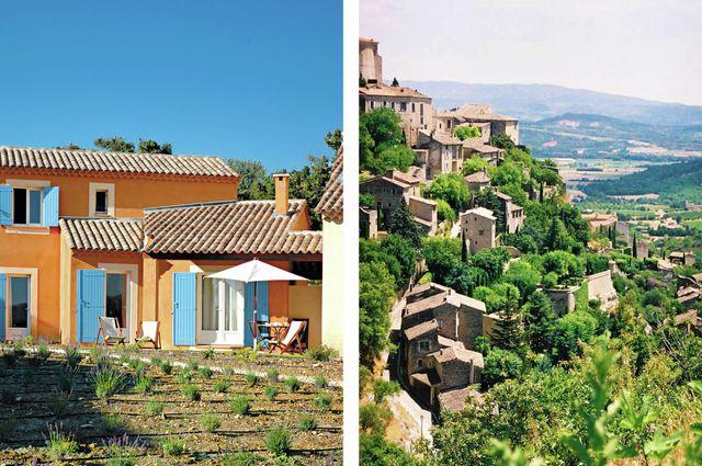 Village Le Claux Du Puits