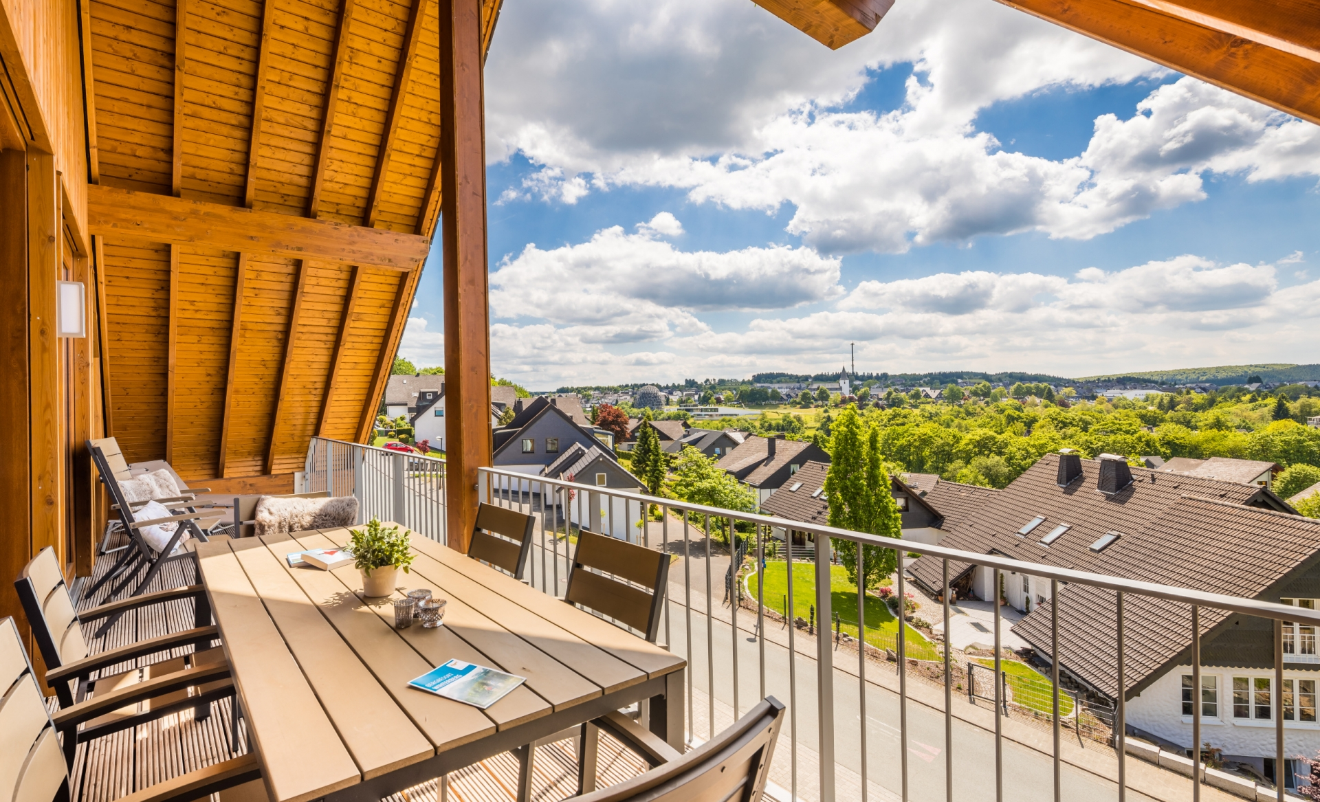 Korting vakantiehuisje Sauerland 🏕️Roompot Bergresort Winterberg