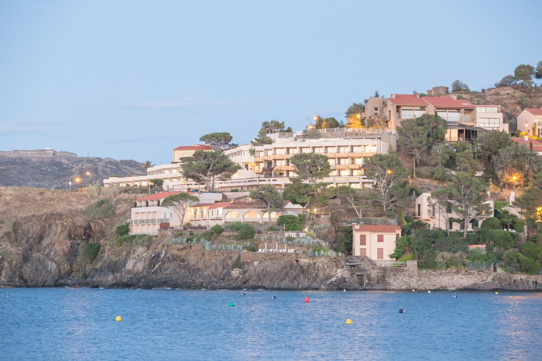 Aanbieding vakantiepark Pyrénées-Orientales 🏕️Pierre & Vacances Résidence Les Balcons de Collioure