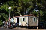 5-persoons stacaravan/chalet (max 4 adults) Cap d'Agde La Pinède MH