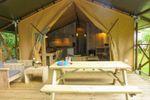 6-Personen Möbliertes Zelt 4 Season Safarilodge