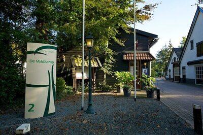 Top bungalow Veluwe 🏕️Recreatiepark de Veldkamp