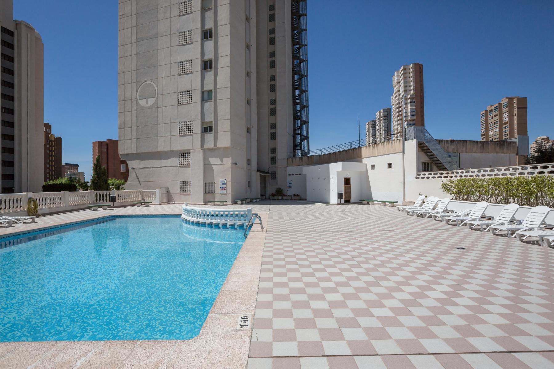 Korting bungalow Costa Blanca 🏕️Pierre & Vacances Résidence Benidorm Levante