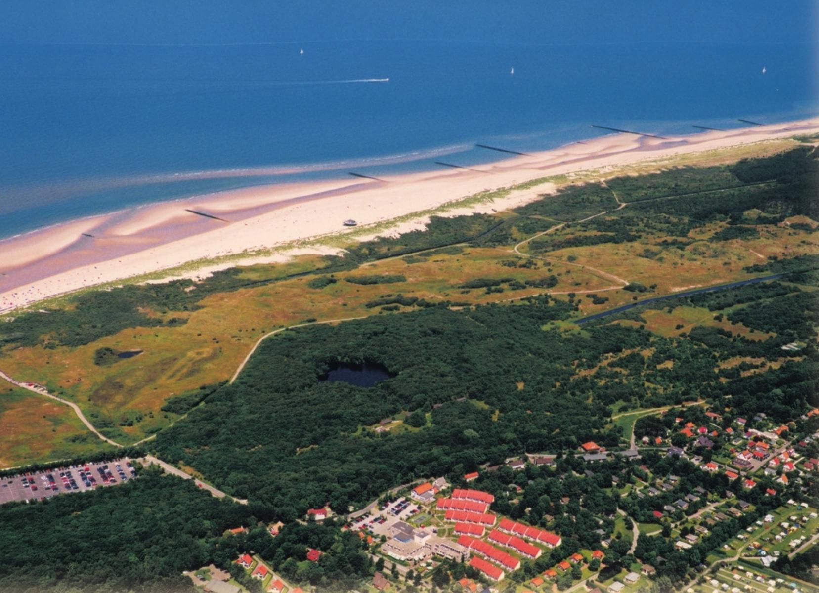Aanbieding vakantiepark Kust Nederland 🏕️Roompot Vakantiepark Bos en Duin