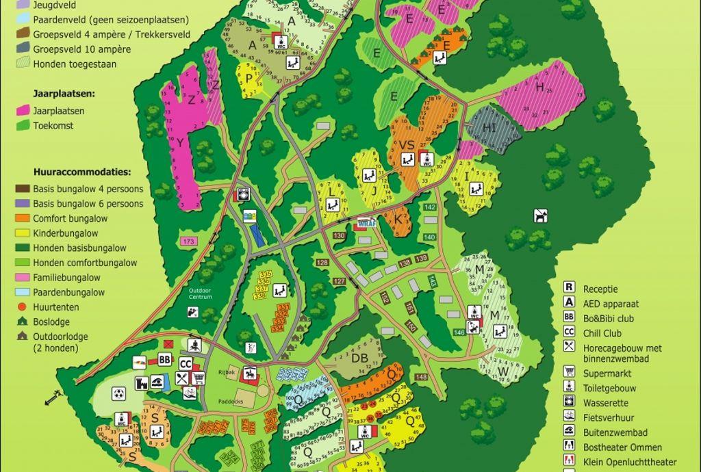 Camping & Bungalowpark Besthmenerberg