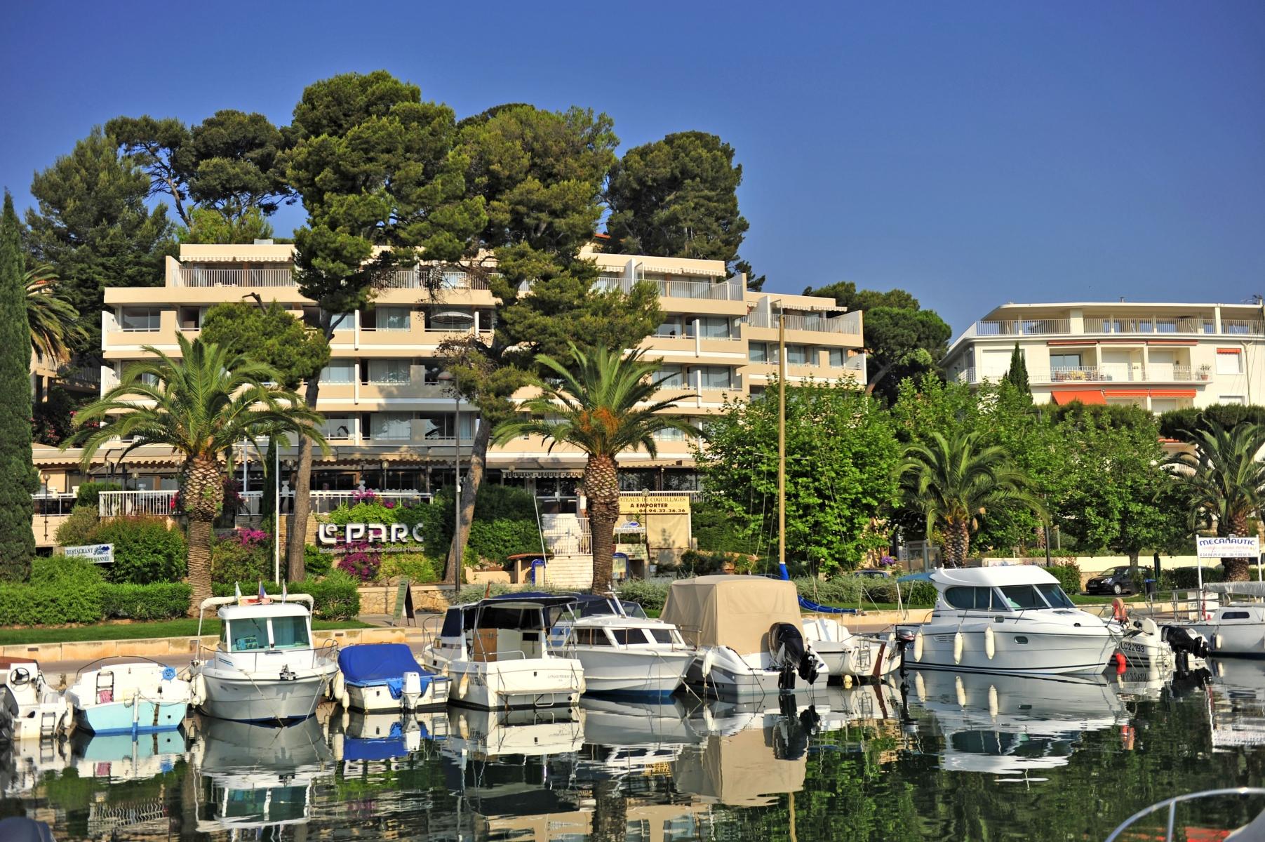 Korting vakantiepark  🏕️Pierre & Vacances Résidence Bandol Port