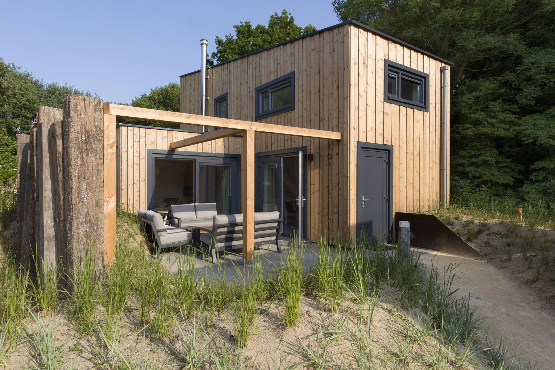 Aanbieding vakantiehuisje Kust Nederland 🏕️Roompot Largo Noordzee Resort Vlissingen
