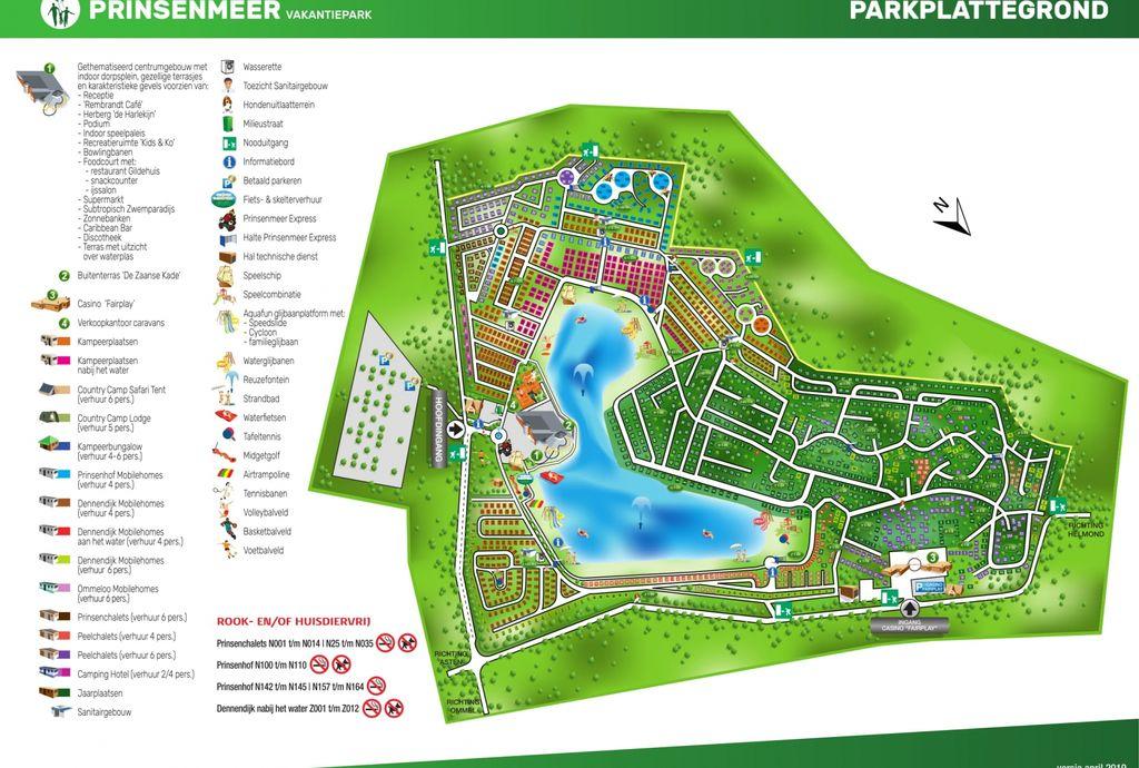 Oostappen park Prinsenmeer