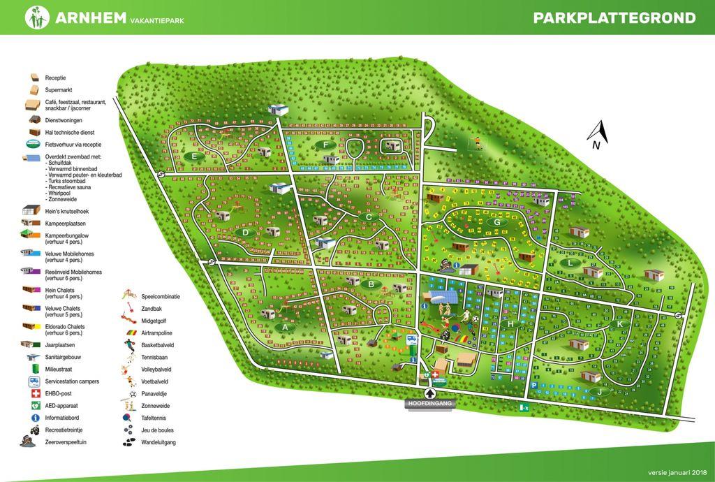Oostappen park Arnhem