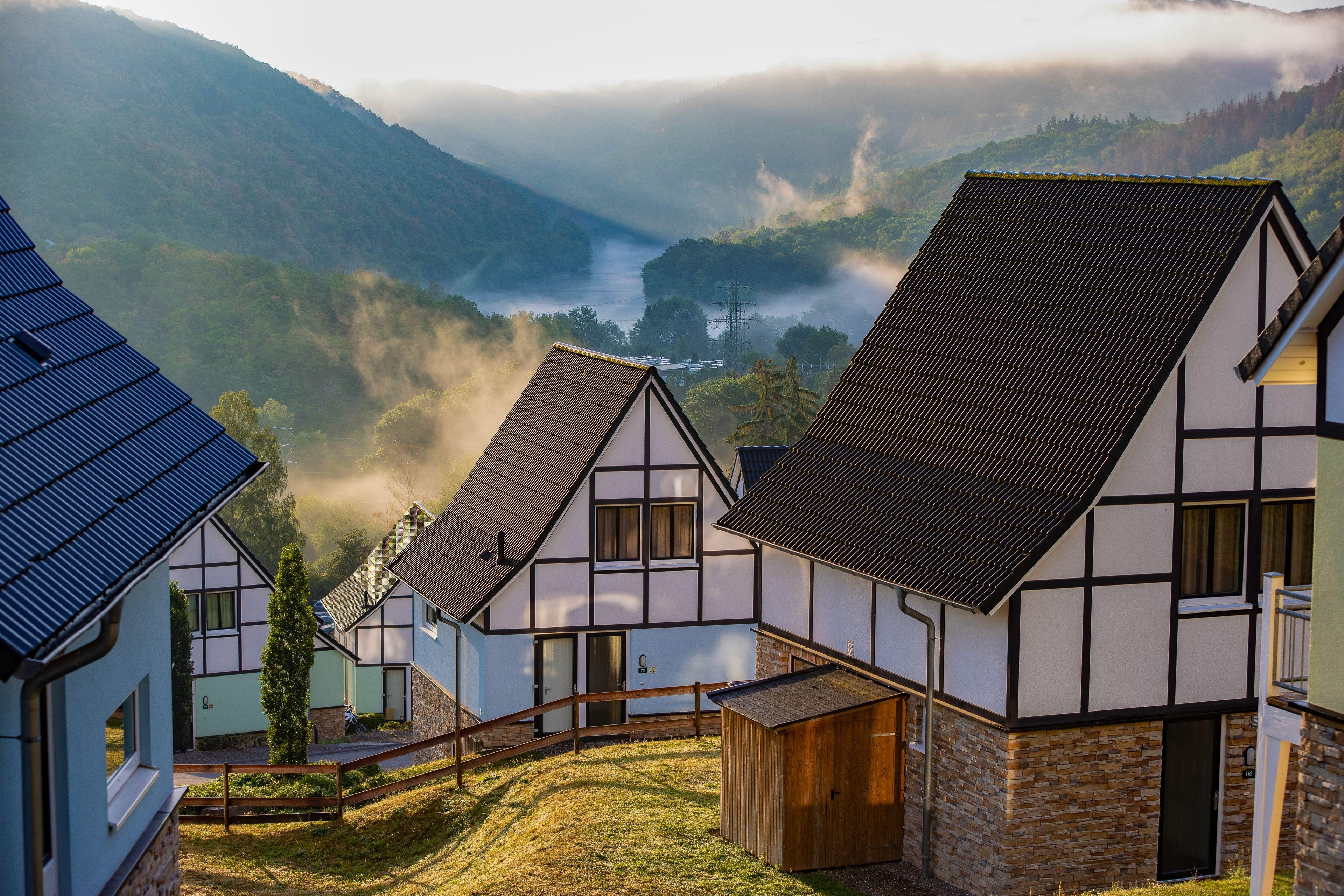 Korting vakantiehuisje Eifel 🏕️Dormio Resort Eifeler Tor