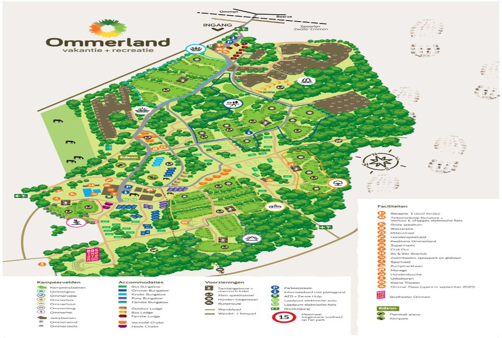 Camping Ommerland