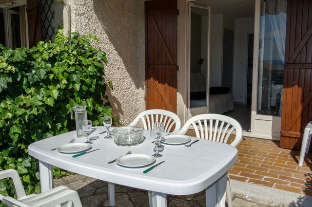 Residentie Les Aigues Marines