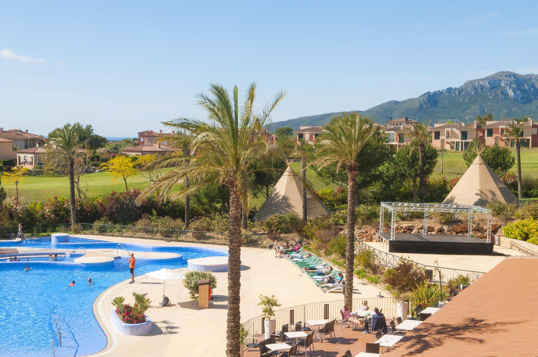 Korting vakantiepark Tarragona 🏕️Pierre & Vacances Village Bonavista de Bonmont