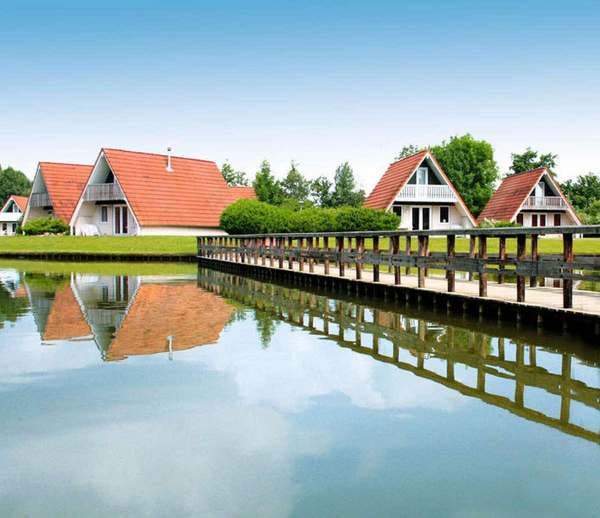 TOP DEAL bungalow Vechtdal 🏕️'t Hooge Holt