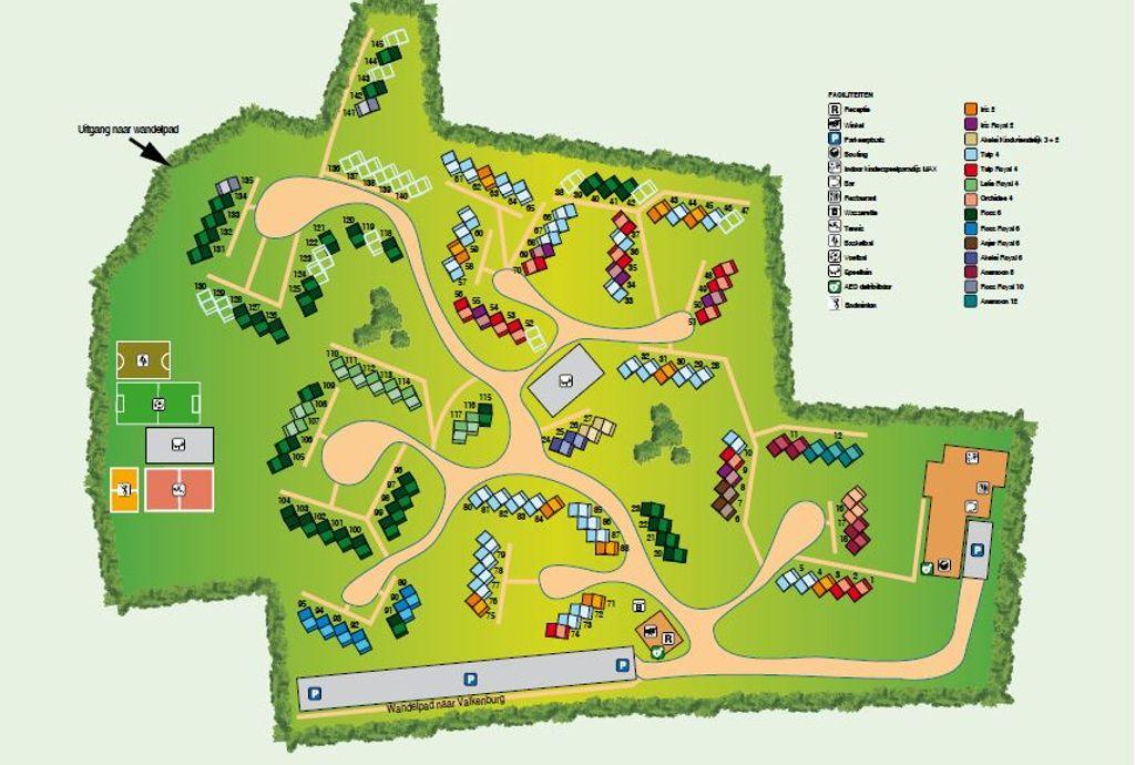 Roompot Vakantiepark Schin op Geul