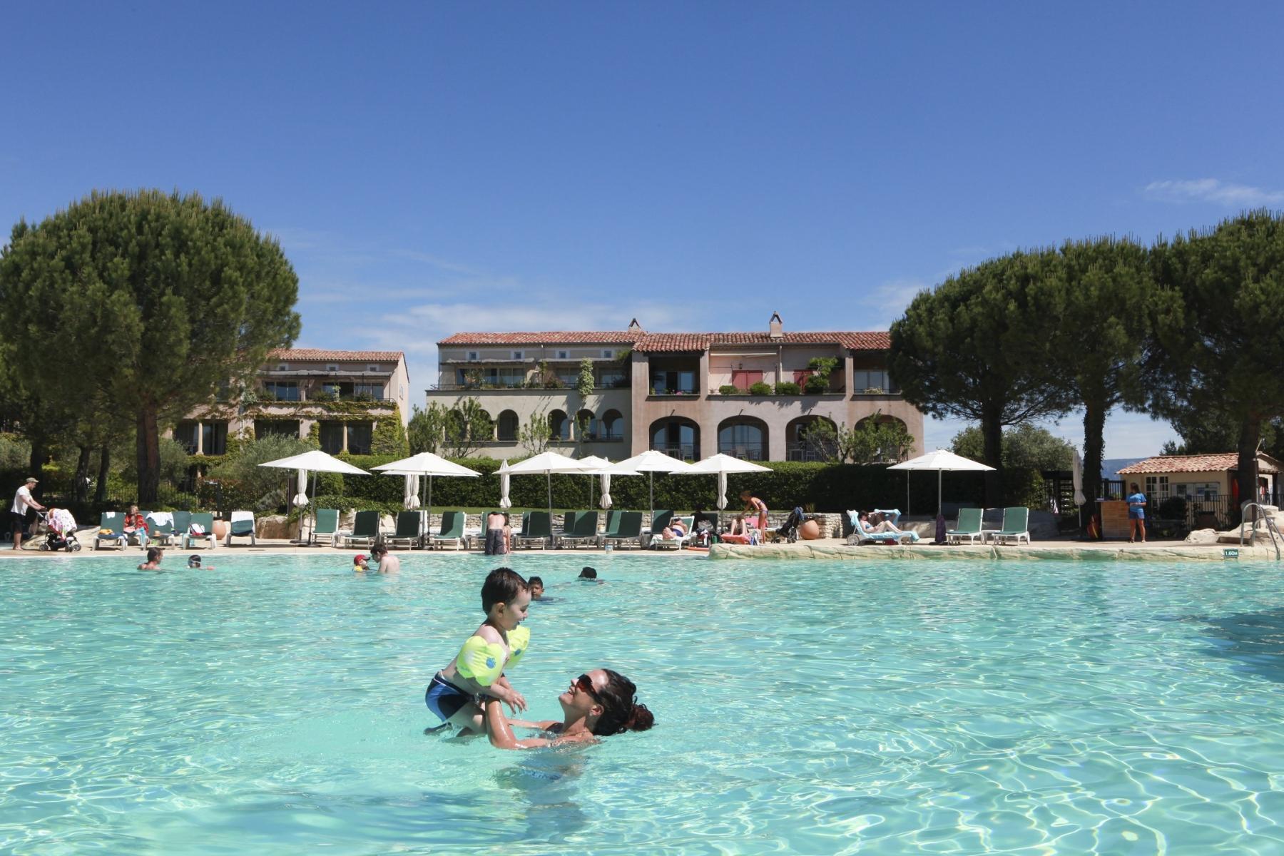 Aanbieding vakantiehuisje Middellandse Zee 🏕️Pierre & Vacances Village Pont-Royal en Provence