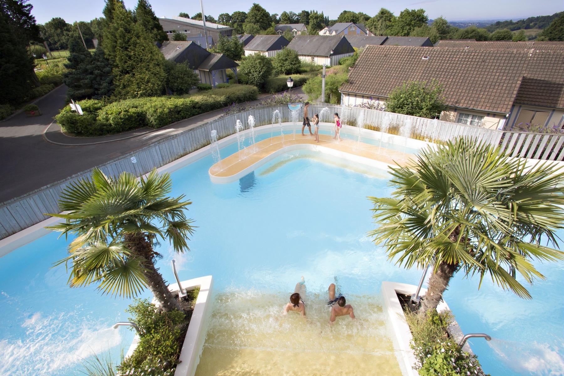 Aanbieding vakantiehuisje Normandië 🏕️Pierre & Vacances Village Normandy Garden