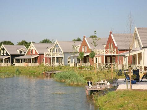 Korting vakantiepark Hoeksche waard 🏕️Hogenboom Zuytland Buiten