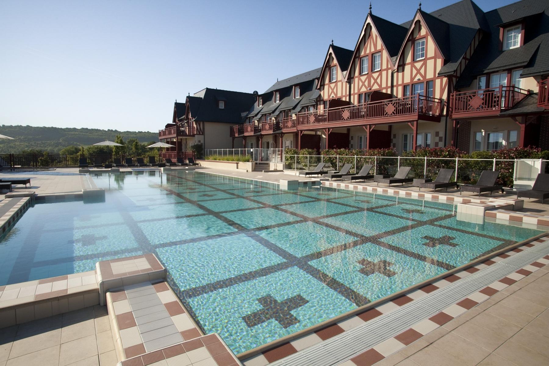 Aanbieding vakantiepark Normandië 🏕️Pierre & Vacances Premium Résidence & Spa