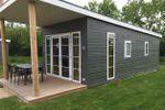 4-persoons stacaravan/chalet Comfort Lodge